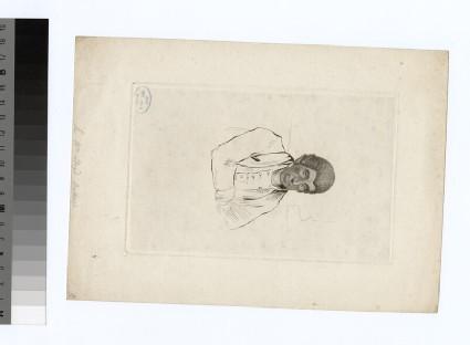 Portrait of Rev.W. Lloyd Baker