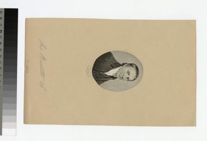 Portrait of J. Barrett