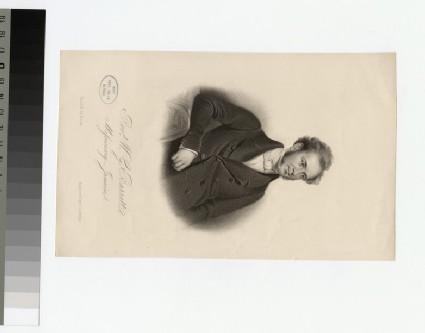 Portrait of W. G. Barrett