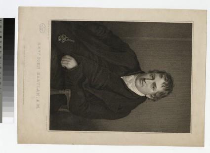 Portrait of J. Bartlam