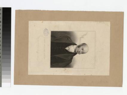 Portrait of W. Barton