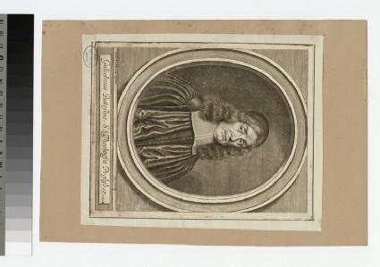 Portrait of W. Bates