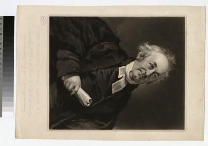 Portrait of Ven.E. Bather