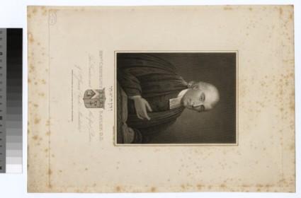 Portrait of Revd C. Bayley