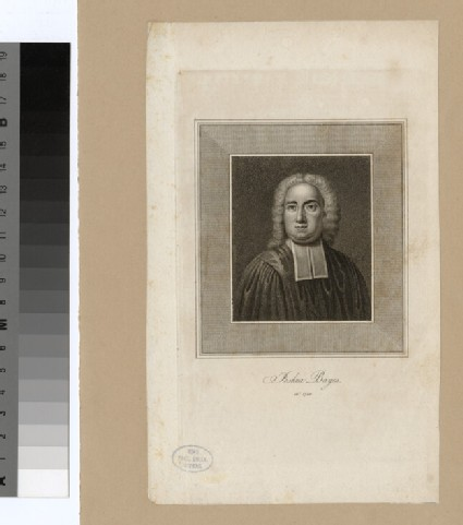 Portrait of Joshua Bayes