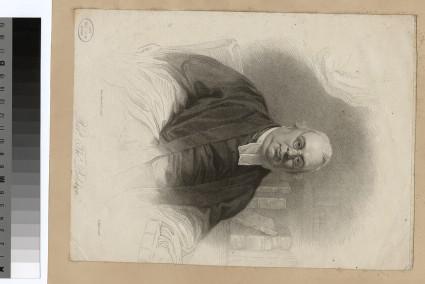 Portrait of T. Belsham