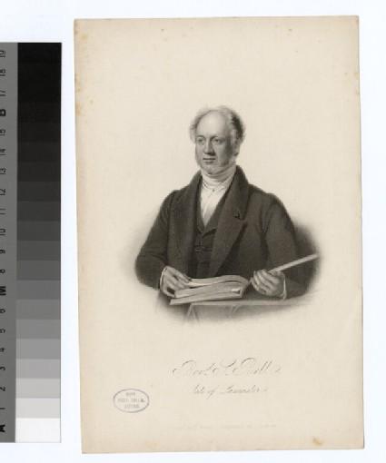 Portrait of S. Bell