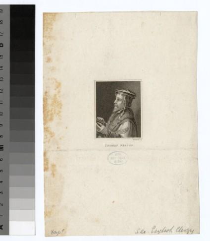 Portrait of Thomas Beacon