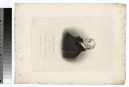 Portrait of T. Beck