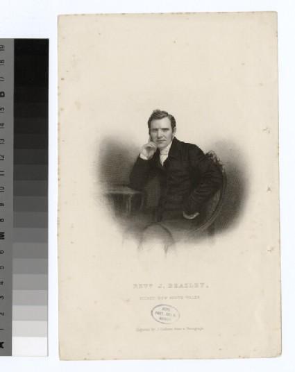Portrait of J. Beazley