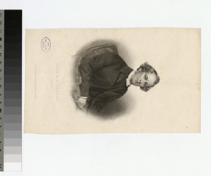 Portrait of S. B. Bergne