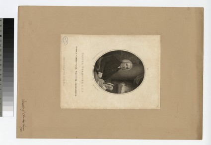 Portrait of S. Berdmore