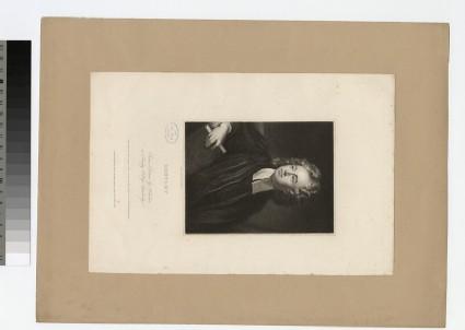 Portrait of R. Bentley