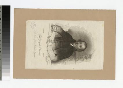 Portrait of J. Benson