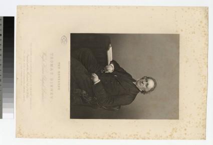 Portrait of T. Binney