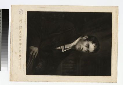 Portrait of E. Bickersteth