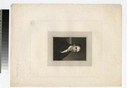 Portrait of Mr Bickersteth