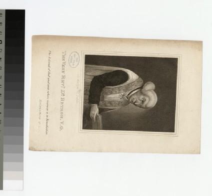 Portrait of Dr Betagh