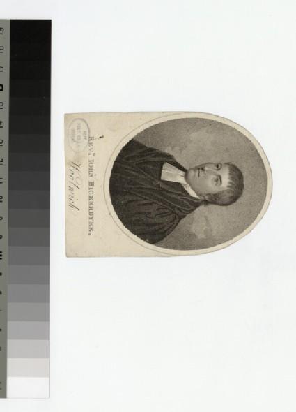 Portrait of J. Bickersteth