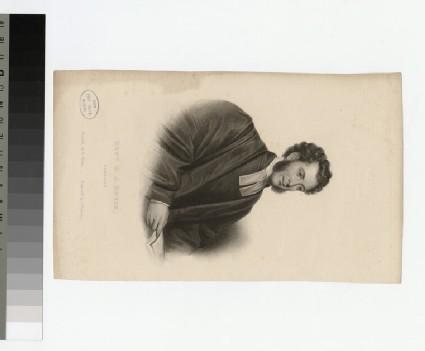 Portrait of H. J. Bevis
