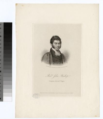 Portrait of J. Bishop