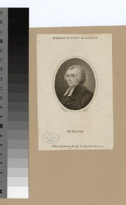 Portrait of H. Blair