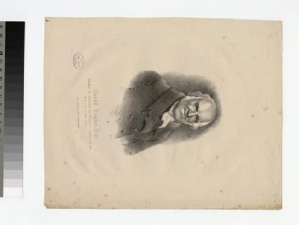 Portrait of David Bogue