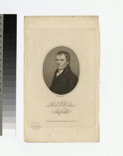 Portrait of J. Boden