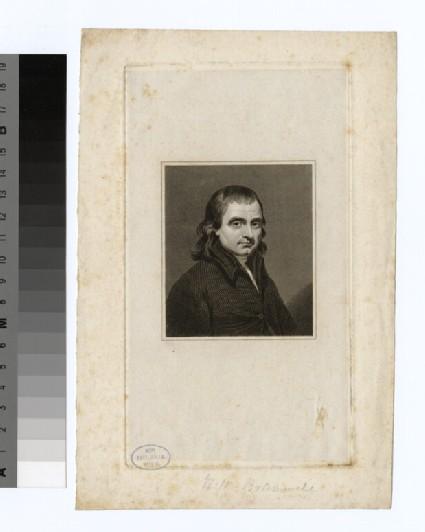 Portrait of W. Bramwell