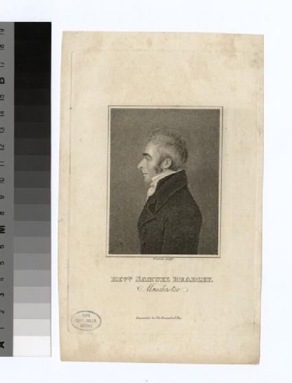 Portrait of S. Bradley