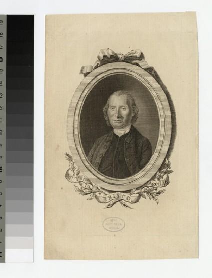 Portrait of T. Brisco