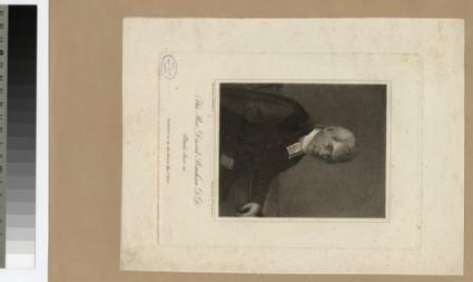 Portrait of D. Brichan