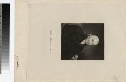 Portrait of Revd J. Brewster