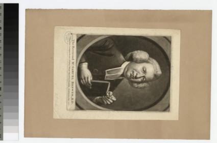 Portrait of S. Brewer