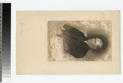Portrait of J. Brettell