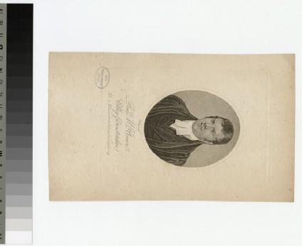 Portrait of Mr Brown