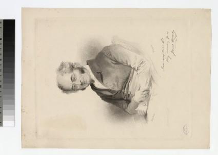 Portrait of J. Bromley