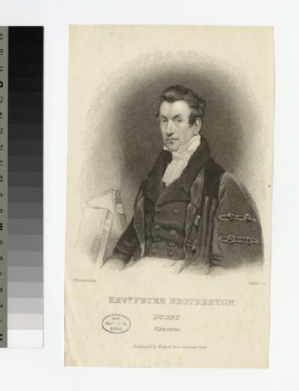 Portrait of P. Brotherton