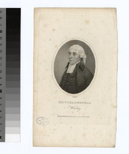 Portrait of Brownfield