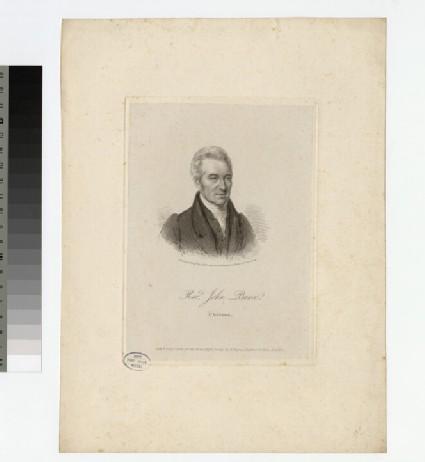 Portrait of J. Bunce