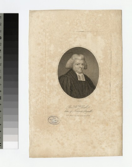 Portrait of W. Bull