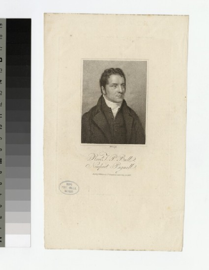 Portrait of T. P. Bull