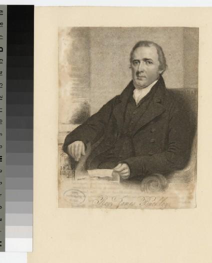 Portrait of J. Buckley