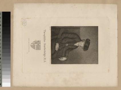 Portrait of T. Buckeridge
