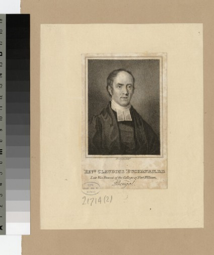 Buchanan, Claudius