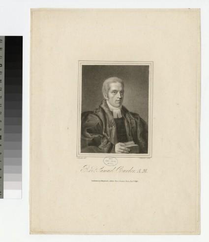 Portrait of S. Burder