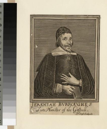 Portrait of J. Burroughes