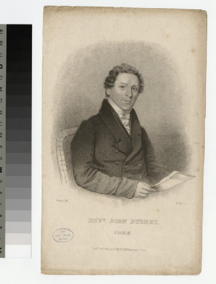 Portrait of J. Burnet