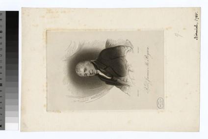 Portrait of James M. Byron