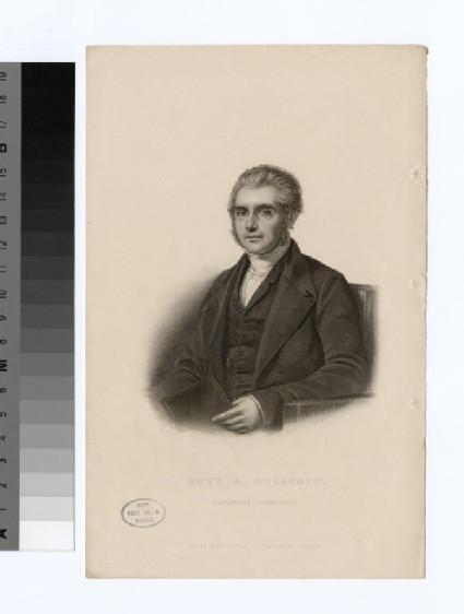 Portrait of A. Buzacott